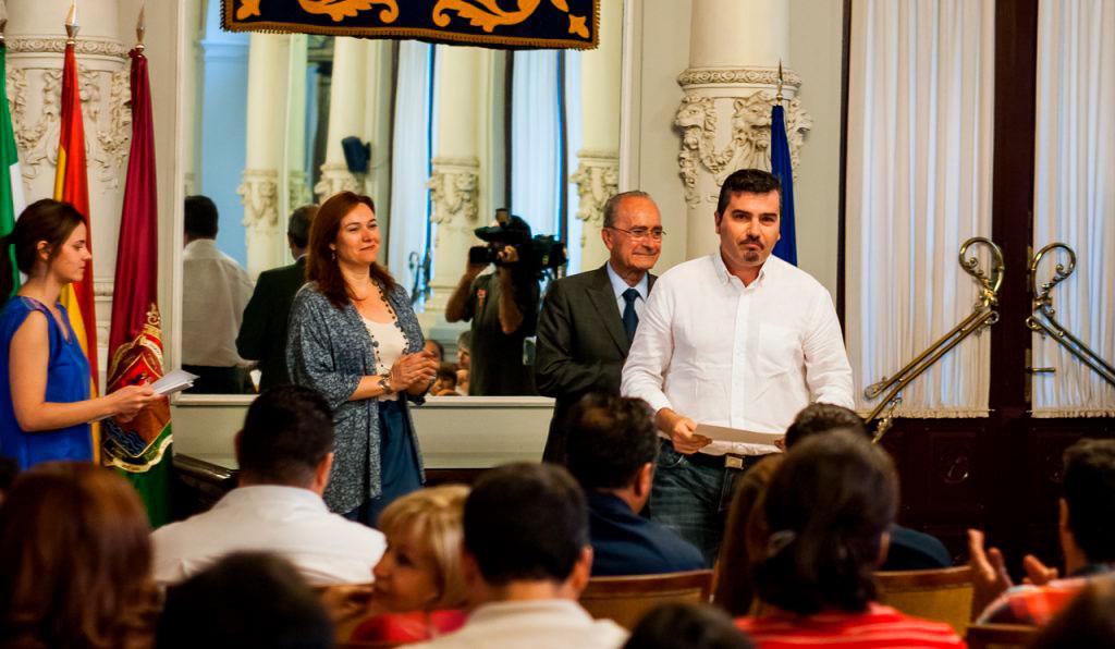 Entrega de premios Antonio Montero